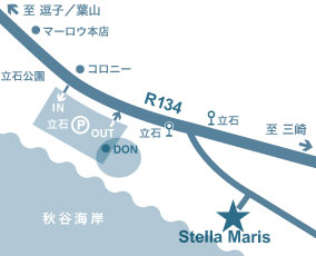 stellamaris map